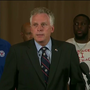 Watch: Virginia governor holds press conference on violence in Charlottesville