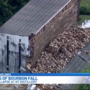 9,000 barrels of bourbon on the ground after rackhouse collapse