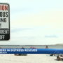 Orange Beach police and fire-rescue help distressed swimmers in Perdido Pass
