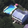 A girl and her grandfather drowned in a neighbor's swimming pool in Severna Park