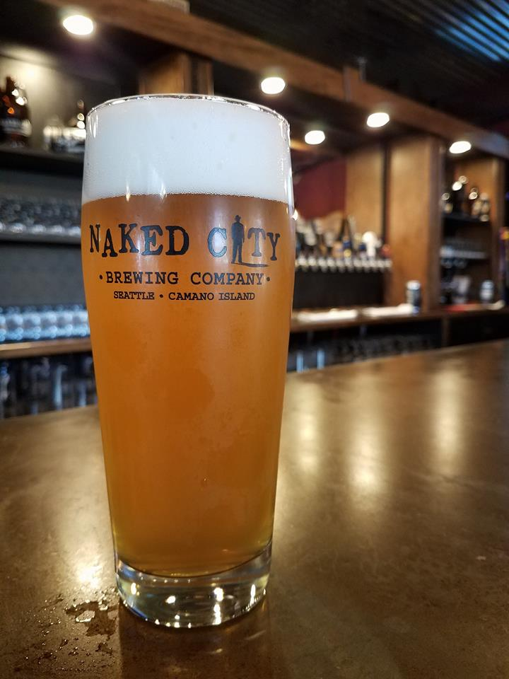 Stop in for lunch at Naked City's new Camano Island brewpub for Camano-specific beers and tasty nibbles. (Image: Naked City Camano Island Facebook){&amp;nbsp;}<p></p>