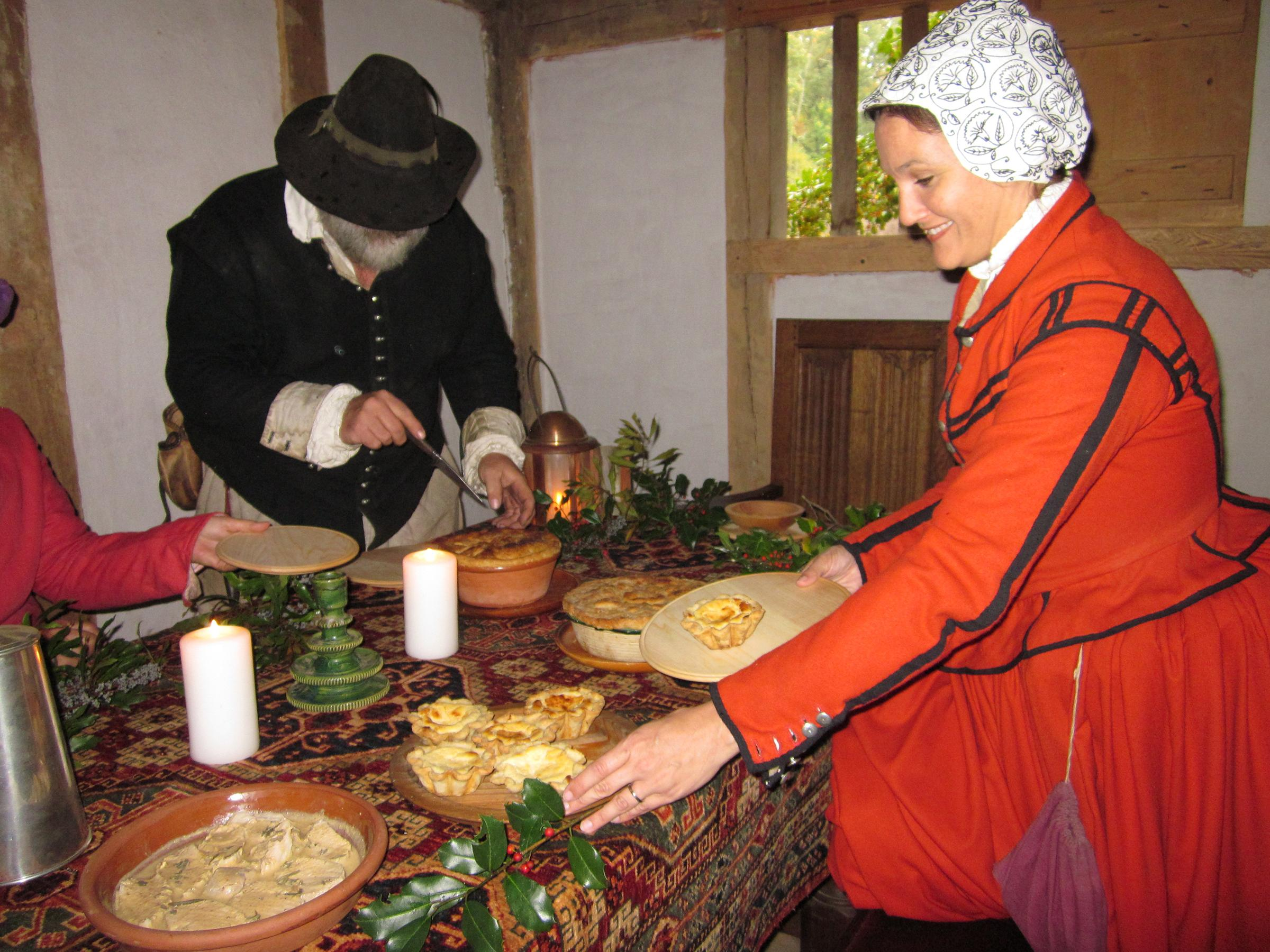 A Colonial Christmas (The Greater Williamsburg Chamber &amp;amp; Tourism Alliance)<p></p>