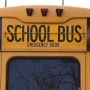 One injured in three-vehicle accident involving school bus