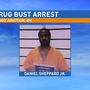 Mingo Junction man arrested, accused of drug trafficking