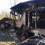 Rossville family thankful to be alive after fire burns home to the ground