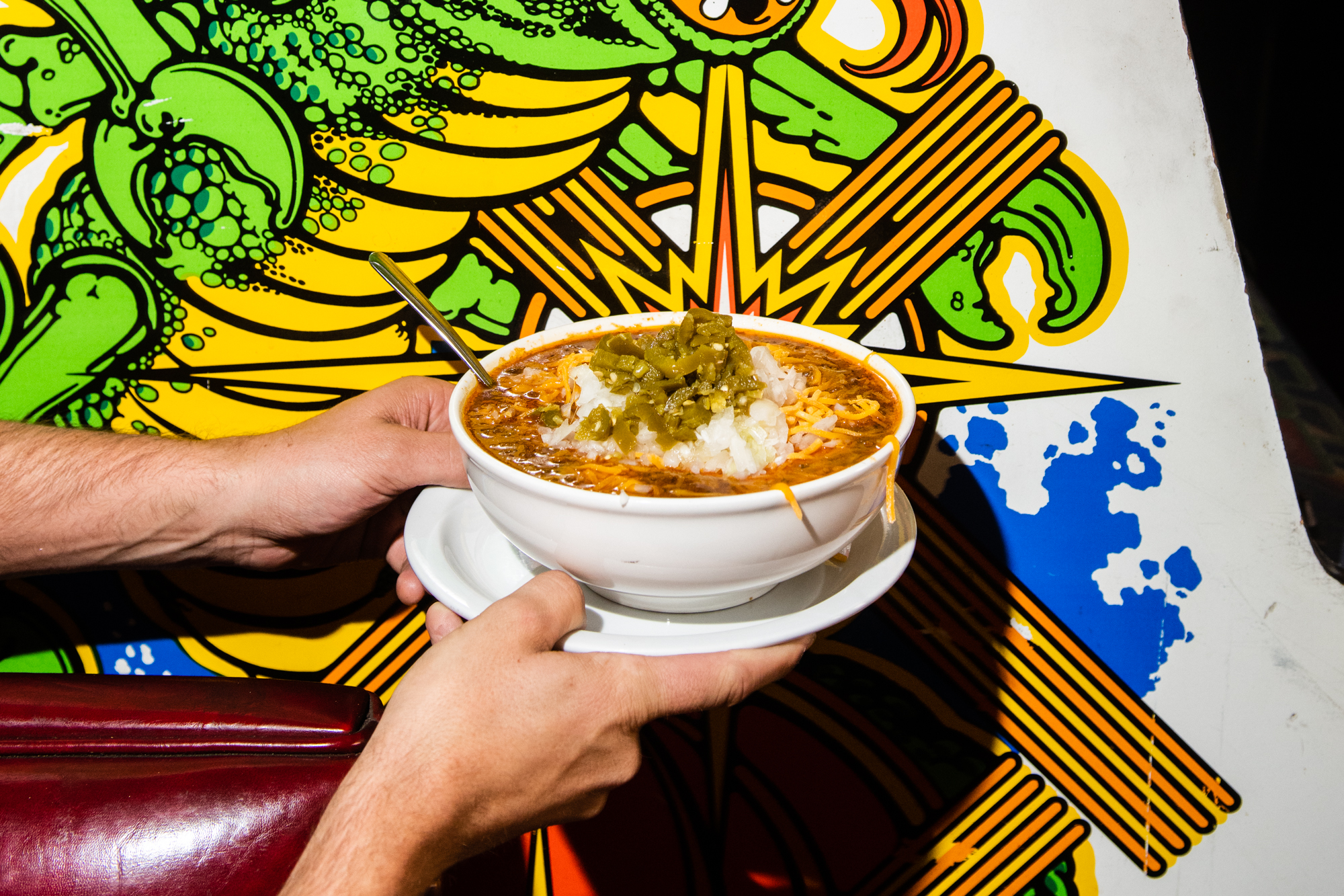 Since 1922, this family owned establishment has been giving the people what they want. Everyone from Guy Fieri to the folks at the Travel Channel have stepped through the parlor's hallowed doors. (Image: Chona Kasinger / Seattle Refined)