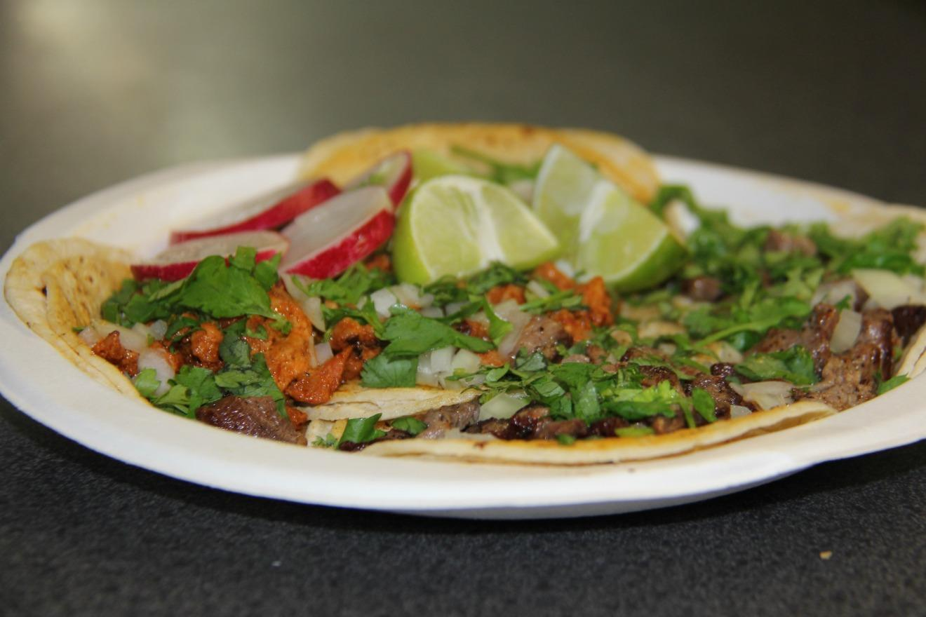 when it comes to street tacos, I have to admit the lengua (yes, tongue ...