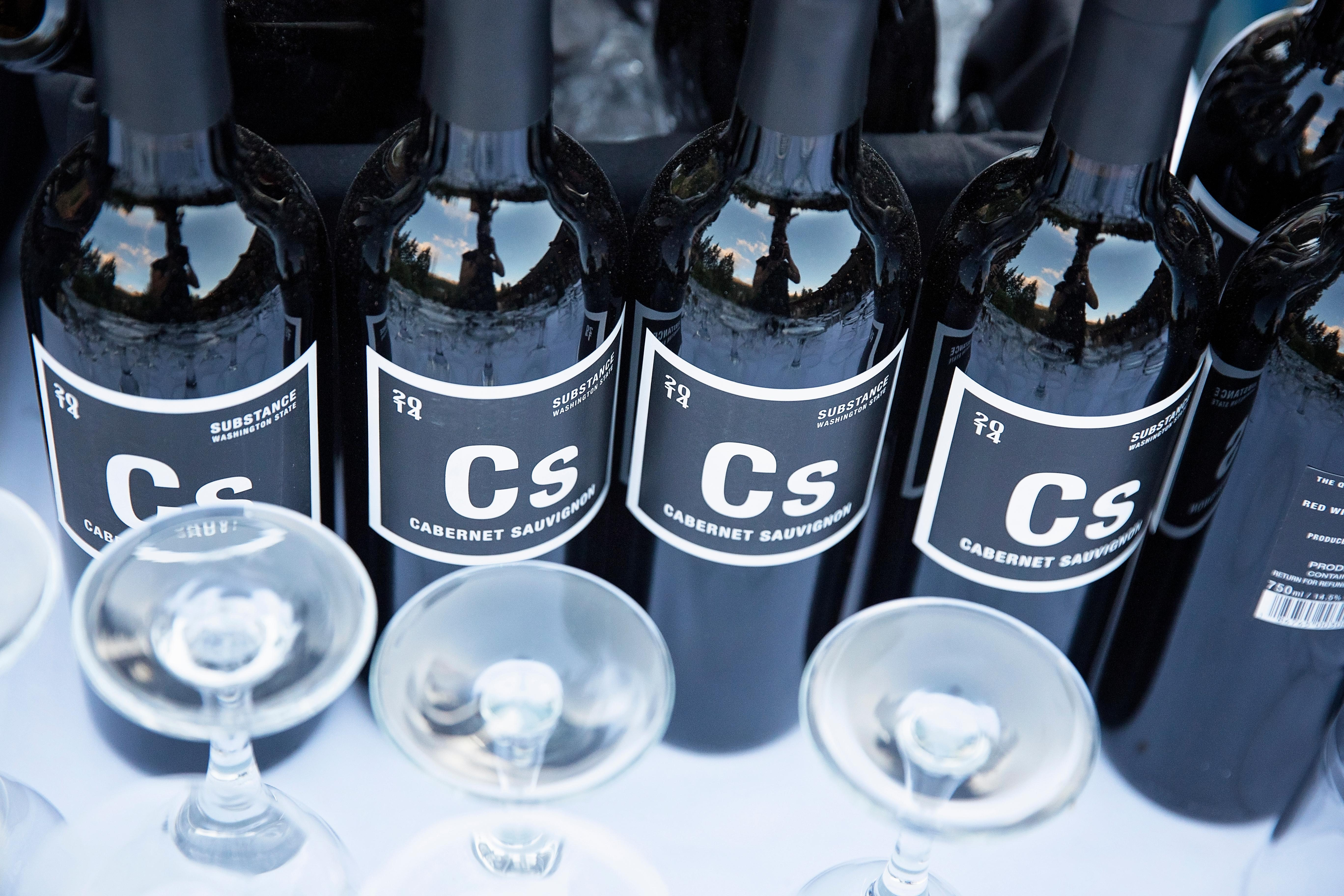 Substance Cabernet Sauvignon from Charles Smith found at Jet City in Georgetown. (Image courtesy of{&amp;nbsp;}©GadboisPhotography)<p></p>