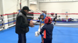 Kids learn how to box with cops at South Bend resource center