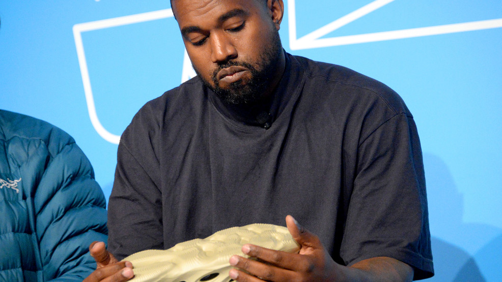 Kanye West's 'Yeezy' brand got millions