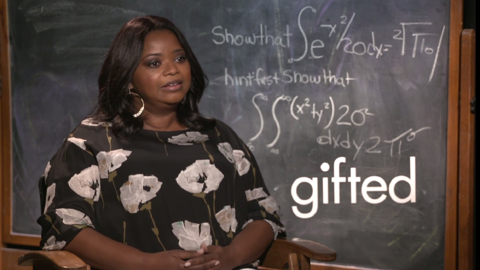 Octavia Spencer on connecting to 'Gifted' and her co-star Mckenna Grace