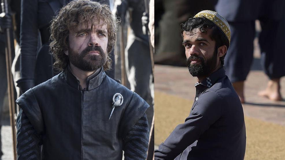 Pakistani waiter finds fame as Tyrion Lannister doppelganger