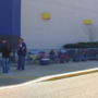Shoppers out for Thanksgiving for pre-Black Friday sales