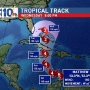 Hurricane Matthew Friday night update