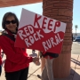 Group 'Save Red Rock' plans huge turnout at Wednesday zoning meeting.