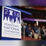 From Burst: Moments from the Democratic National Convention