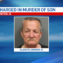 Iowa man charged with murder after son dies in hospital