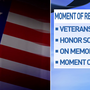 Illinoisans Encouraged to Observe 'Moment of Remembrance'