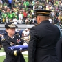 PHOTOS: Ore. National Guard participates in U of O spring game