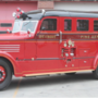 Traditional Detroit firetruck from 1937 will carry fallen fire chief