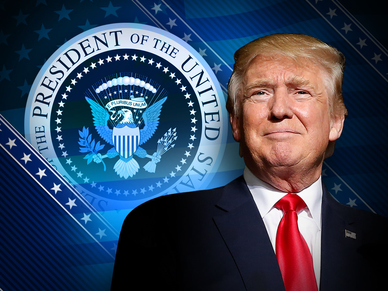 What you can expect in Trump's first 100 days as president (Image: MGN)