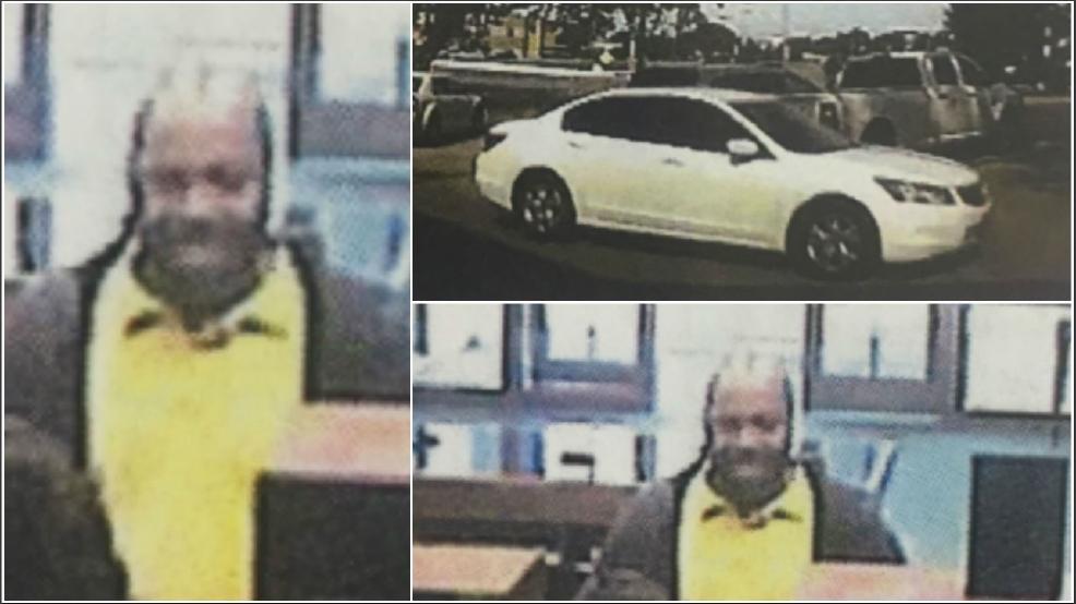 Police Say Schertz Bank Robber Fled In Small White Car Kabb