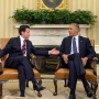 Obama hosts Mexican president for White House talks