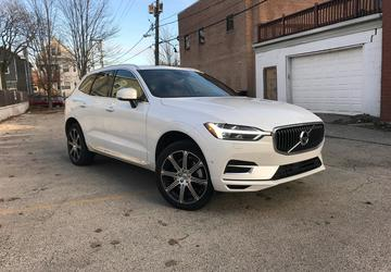 2018 Volvo XC60:  New SUV from Volvo is nicely optioned, attractive [Quick Take]
