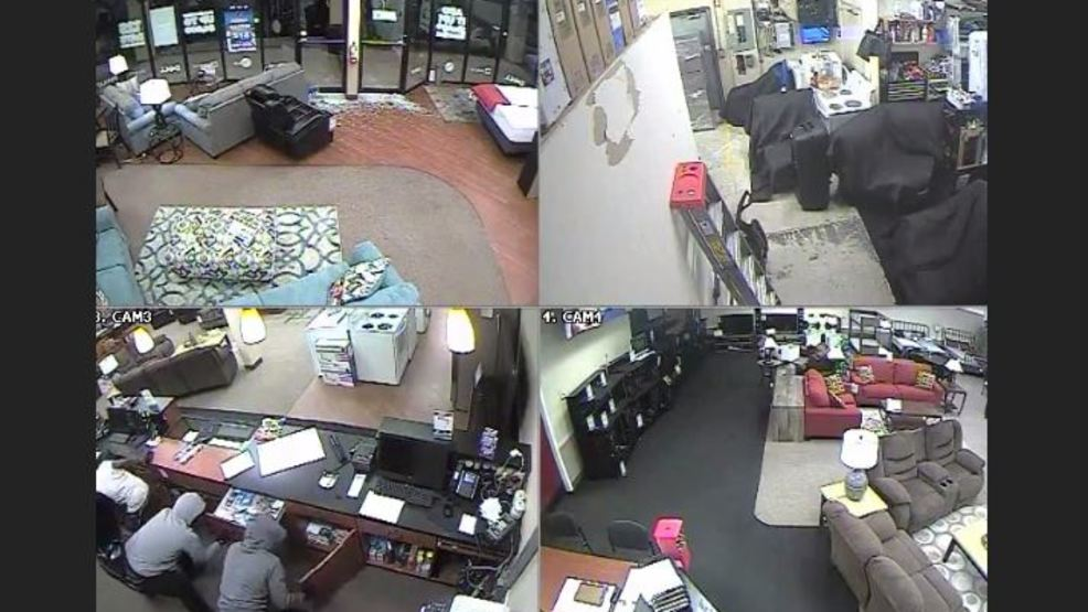 Charmant Smash And Grab Caught On Camera At Furniture Store In Stuart