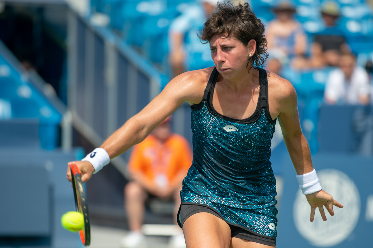 Carla Suarez Navarro{ }/ Image: Chris Jenco // Published: 8.14.18