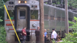 UPDATE: Pedestrian dies after she was hit by train in Hudson Lake