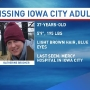 Iowa City Police looking for missing woman