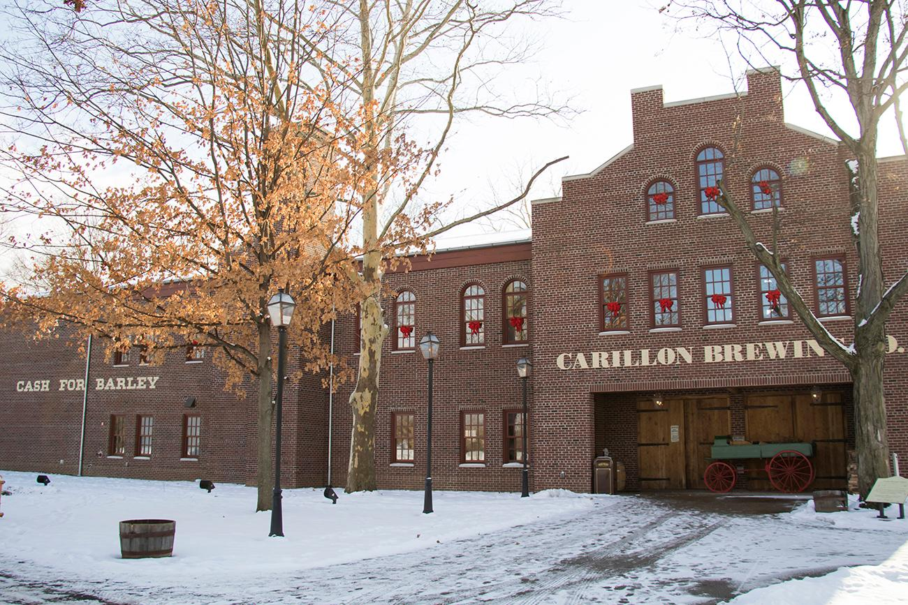 Carillon Brewing Company is the only facility of its kind in North America: a production brewery with a full-service restaurant owned and operated by a museum. Inspired by the breweries built in Dayton during the 19th century, the Carillon Brewing Company offers daily costumed demonstrations of the 1850s food and beverage production process. ADDRESS: 1000 Carillon Blvd. Dayton, Ohio 45409 / Image: Allison McAdams // Published:1.16.18