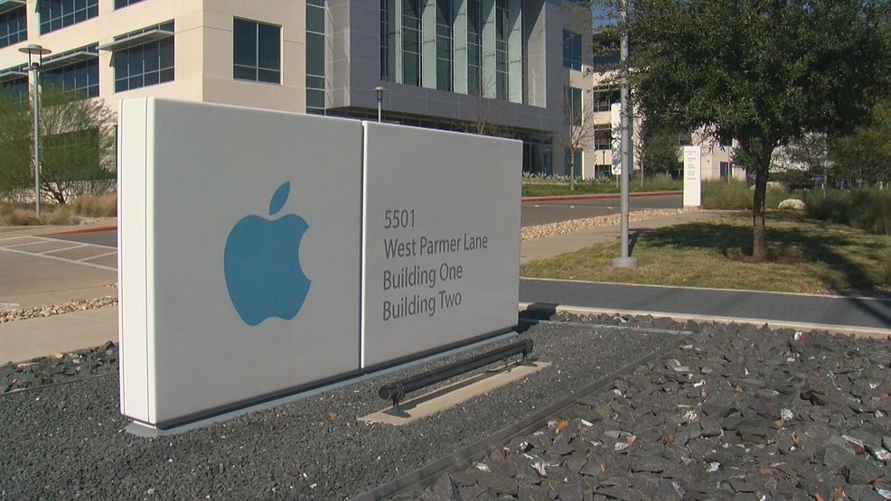 The Williamson County Commissioners Court Approved A Tax Rebate Plan To Bring A New Billion Dollar Apple Campus To The County P O Cbs Austin