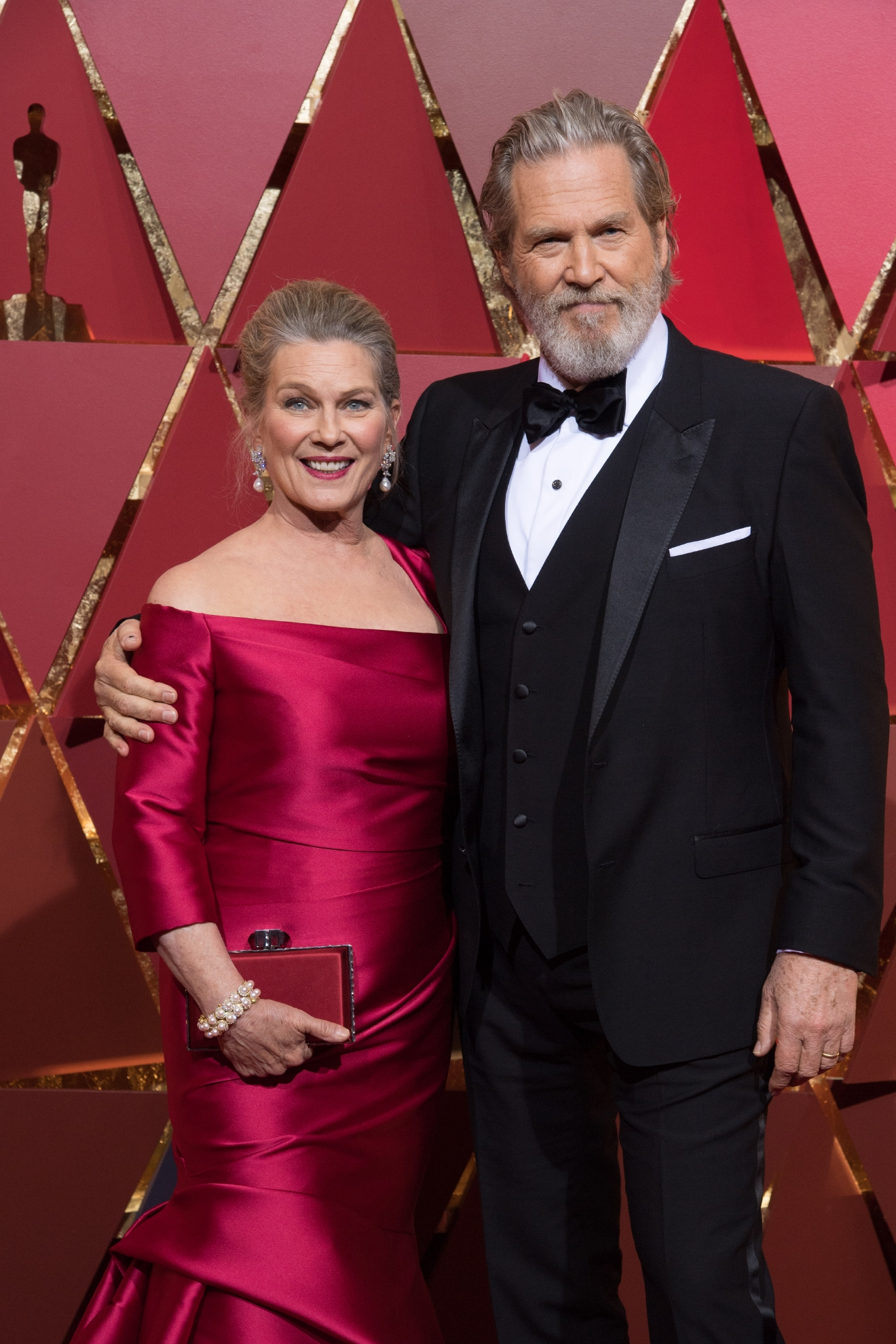 #16: Jeff Bridges. The guy is Jeff freakin' Bridges. COME ON! (Image: AMPAS)