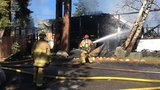 No one injured after fire destroys mobile home in South Lake Tahoe