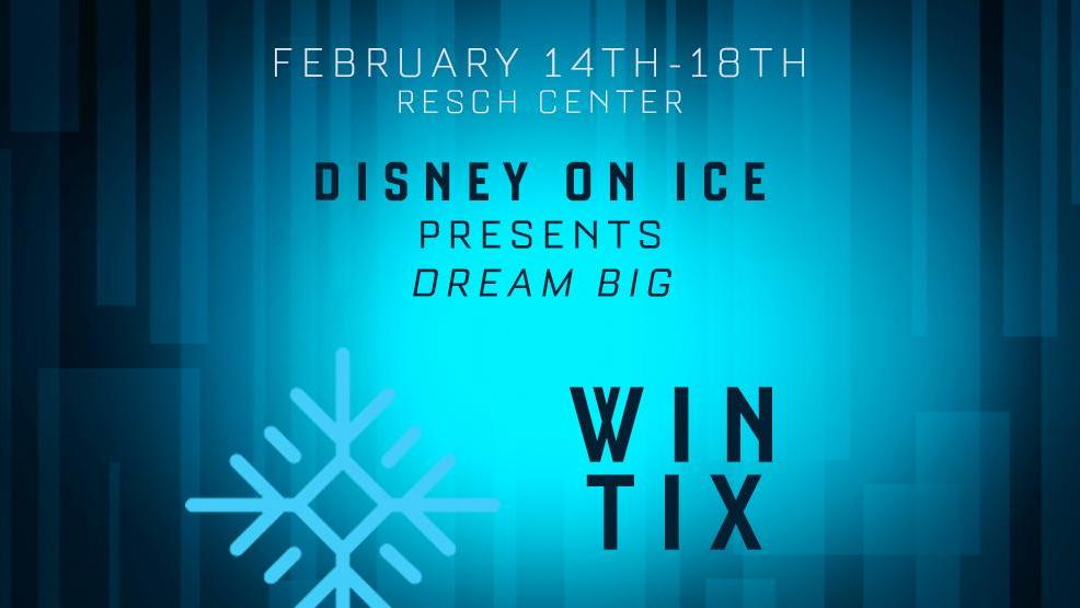 Win Tix To Disney On Ice - Dream Big!