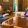 Gov. Sandoval meets with EPA Administrator Pruitt to discuss key environmental issues