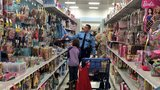 Campbell County cops shop with kids for Christmas gifts