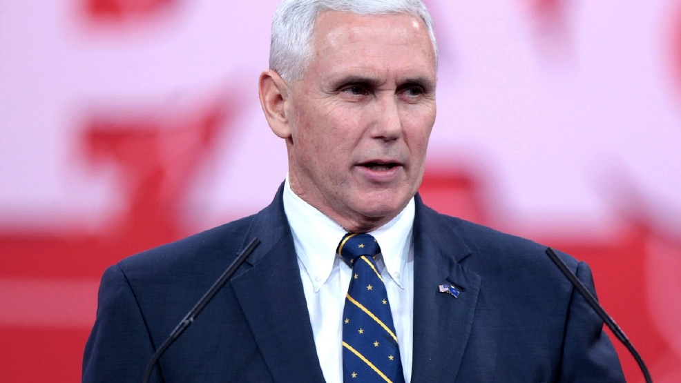 Mike Pence rally in Black Mountain, N.C. | WSET