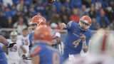 Boise State suffers rare home loss to Virginia, 42-23