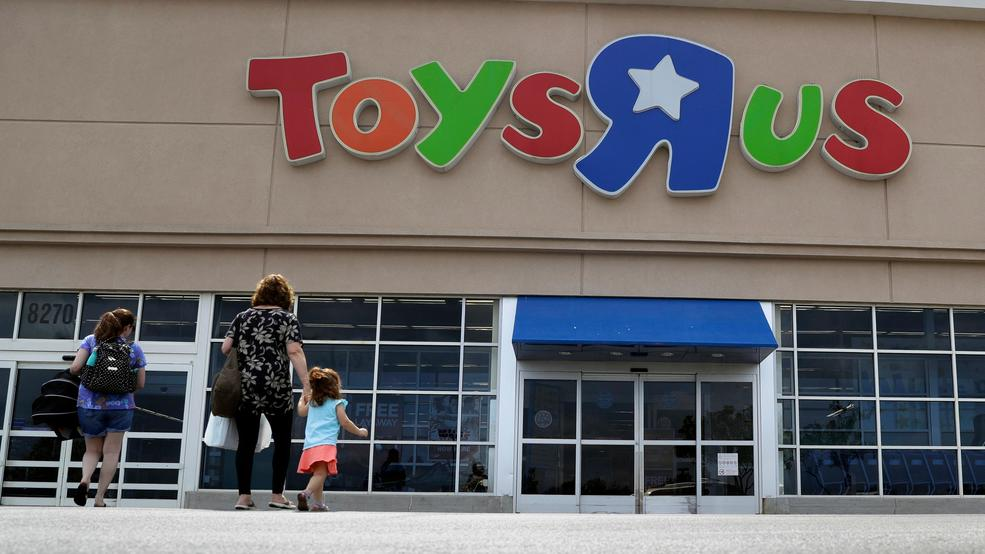 Toys R Us Revs Up For Holiday Hiring WJLA - Toys r us store map