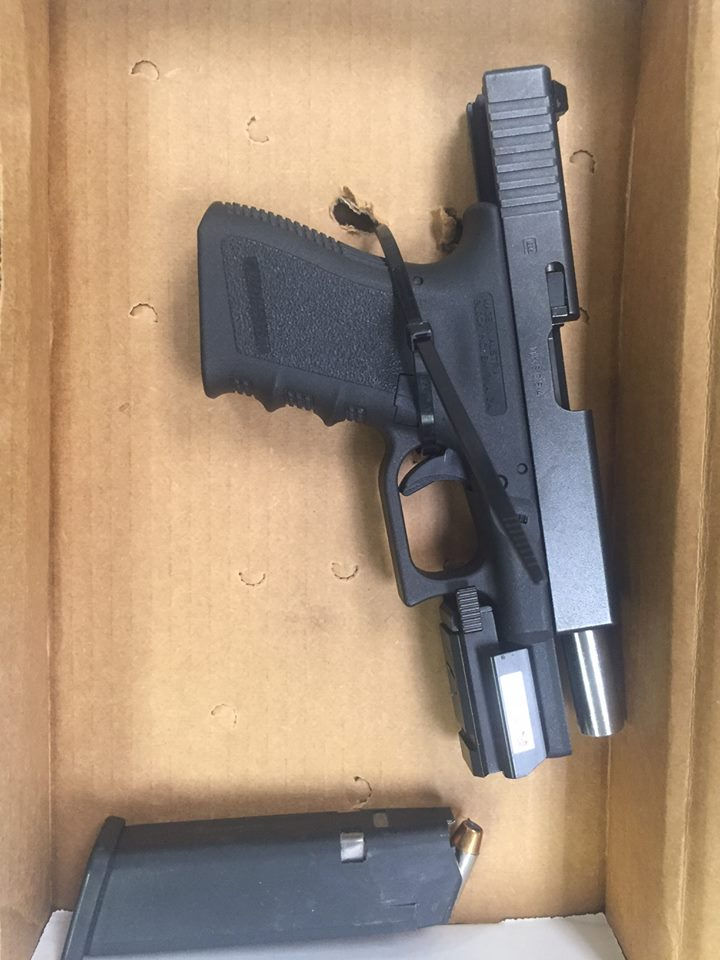 CNT also seized a loaded firearm, and more than $2,000. Merritt is currently being held in the Chatham County Detention Center (Credit: CNT)