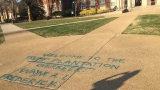 'Welcome to the Trump Plantation': Offensive graffiti found on Howard U. campus