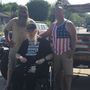 After cross-country trip, Guns to Hammers begins helping wounded warriors