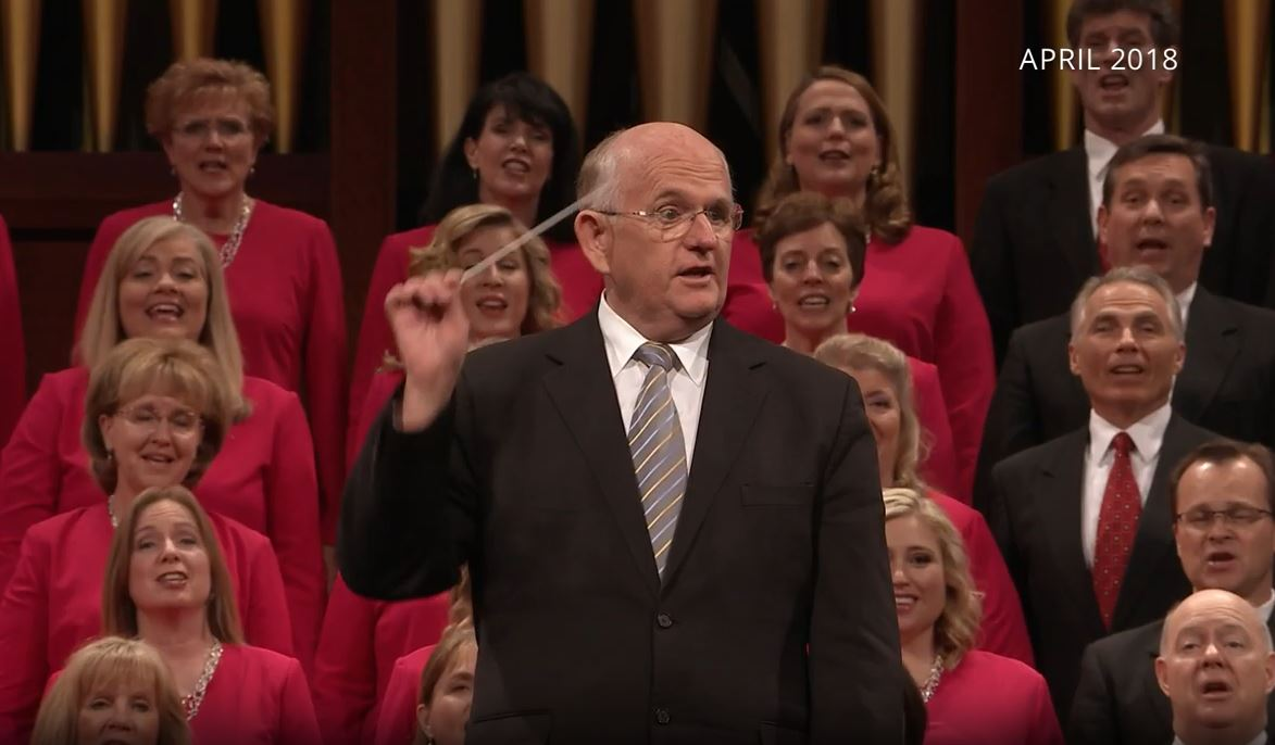 The Tabernacle Choir at Temple Square{ }(Photo: YouTube / screengrab)