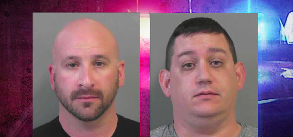 UPDATE: 2 Walker Co  deputies arrested, charged with agg