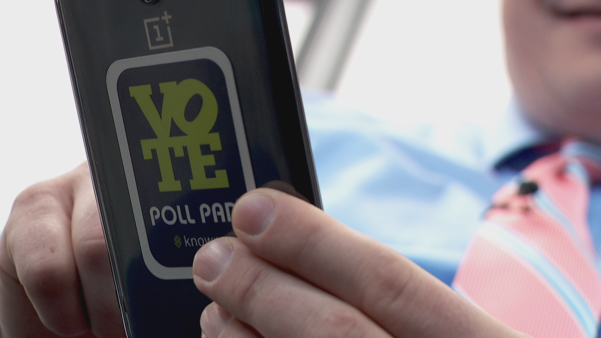 Utah County hopes to boost voter turnout, save people time with new app. (KUTV)