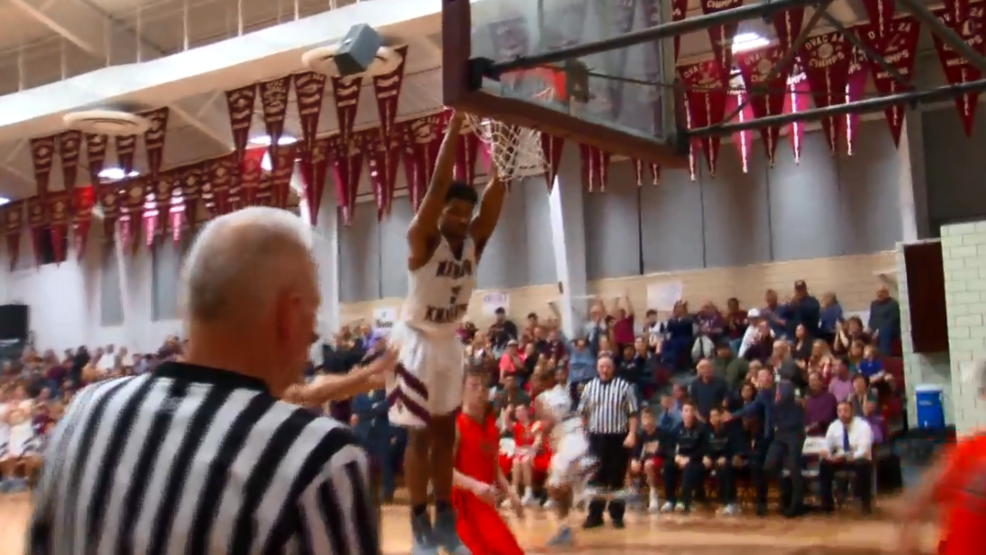 2.21.18 Highlights - Wheeling Central sweeps season series from rival Linsly