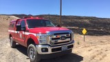 Controlled burn cause of brush fire in Fernley; Fire knocked down